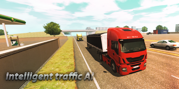 Truck Simulator : Europe For Pc – Free Download And Install On Windows, Linux, Mac 2