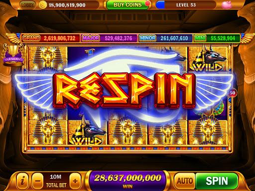 Golden Casino: Free Slot Machines & Casino Games  screenshots 19