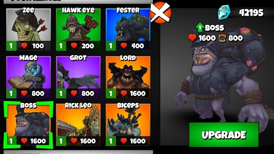 Monsters io – Battle Royale Action 3