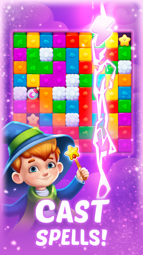 Spell Blast: Wizards & Puzzles v0.0.11 screenshots 2