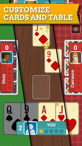 Euchre Free: Classic Card Games For Addict Players 3.7.6 screenshots 7