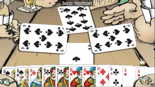 Doppelkopf am Stammtisch Free 3.4 screenshots 5
