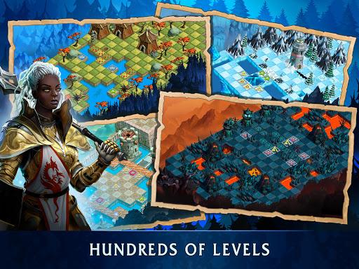 Heroes of War Magicuff0dTurn Based RPG & Strategy game 1.5.2 screenshots 15