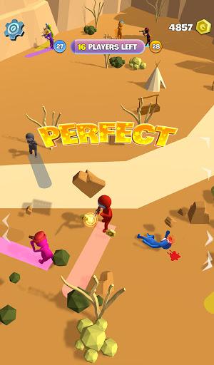 Stickman Smashers -  Clash 3D Impostor io games 1.0.5 screenshots 5