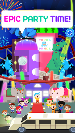 Epic Party Clicker - Throw Epic Dance Parties! 2.14.9 screenshots 2