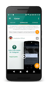 iGetter「Pro」- Quick save video & story 4.4.40-pro (Paid) (SAP)