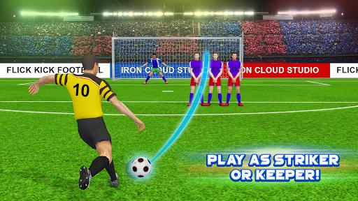 Soccer Strike Penalty Kick Football Super League u26bd 1.6 Screenshots 2