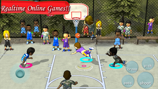 Street Basketball Association 3.1.6 screenshots 2
