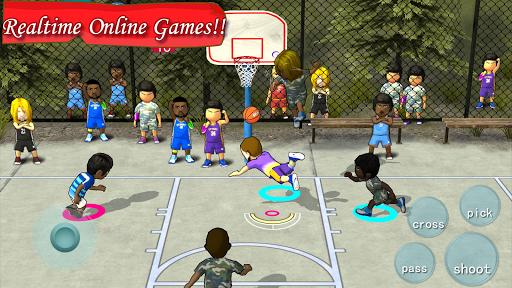 Street Basketball Association screenshots 2