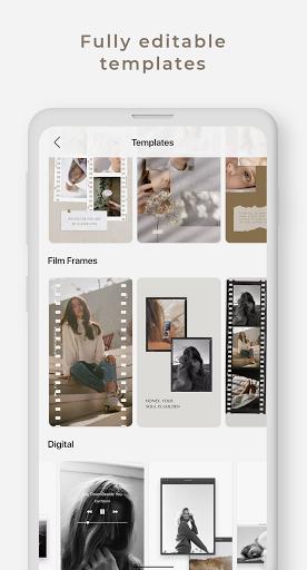 Graphionica Photo & Video Collages: sticker & text apktram screenshots 2