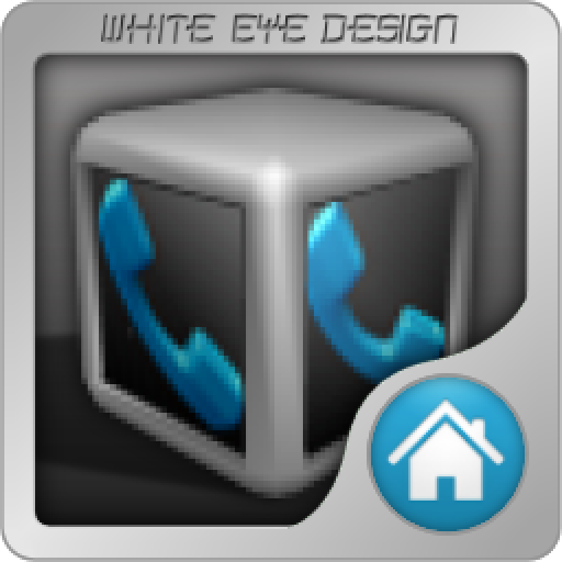 Silver Cube 4 Apex Launcher For PC Windows (7, 8, 10 and 10x) & Mac Computer