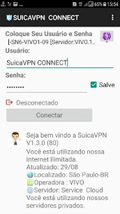 SuicaVPN Connect V1 1.4.9 Unlocked MOD APK Android 1