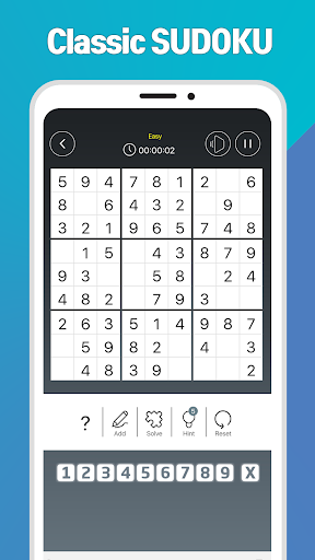 Sudoku Classic 2020 - Free Sudoku puzzles 2.4 screenshots 5