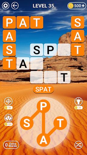 Word Cross Puzzle  screenshots 2