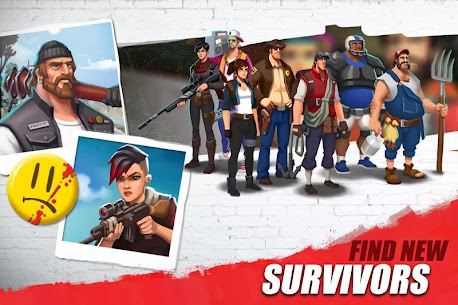 Zombie Faction – Battle Games for a New World 1.5.1 Android APK Mod 3