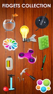 Fidget Toys 3D – Fidget Cube, AntiStress & Calm 4
