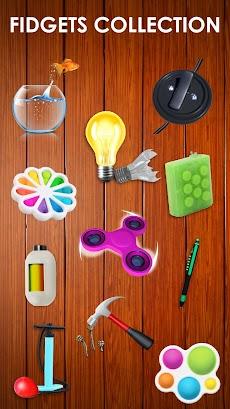 Fidget Toys 3D - Fidget Cube, AntiStress & Calmのおすすめ画像4