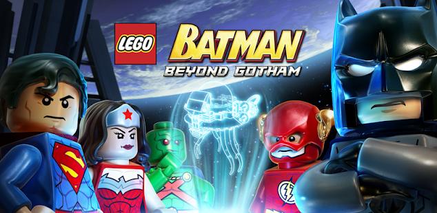 Скриншот №1 к LEGO® Batman Покидая Готэм