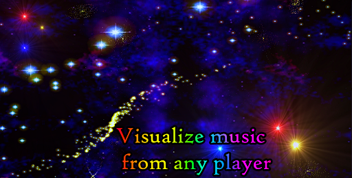 3D Stars Journey - Universe Music Visualizer Apkfinish screenshots 4