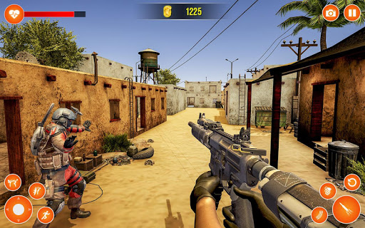 SWAT Counter terrorist Sniper Attack:Action Game 1.1.2 Screenshots 5
