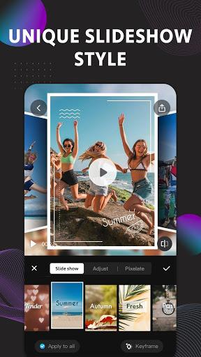 CatCut - Video Editor & Video Maker u2013 EasyCut android2mod screenshots 3
