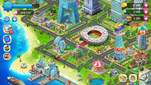 LilyCity: Building metropolis 0.3.1 screenshots 16