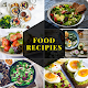 Food Recipes - cake, fish, biryani, pizza recipes