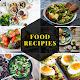 Food Recipes - cake, fish, biryani, pizza recipes