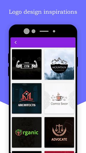 Logo Maker, Logo Design, Graphic Design 16.0 Screenshots 7