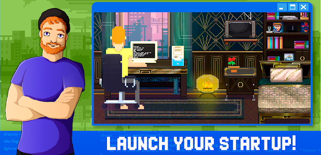 Idle Dev Empire Tycoon sim business Mod Apk (Unlimited Money) 1