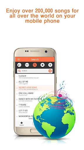 Magicsing : Smart Karaoke for everyone apktram screenshots 1