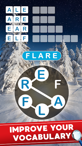 Word Relax - Collect and Connect Puzzle Games 1.0.9 screenshots 2