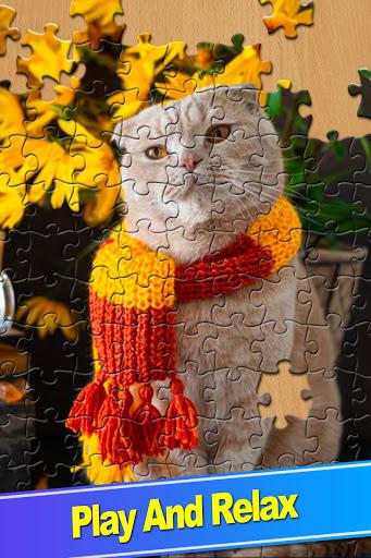 ColorPlanetu00ae Jigsaw Puzzle HD Classic Games Free  screenshots 21