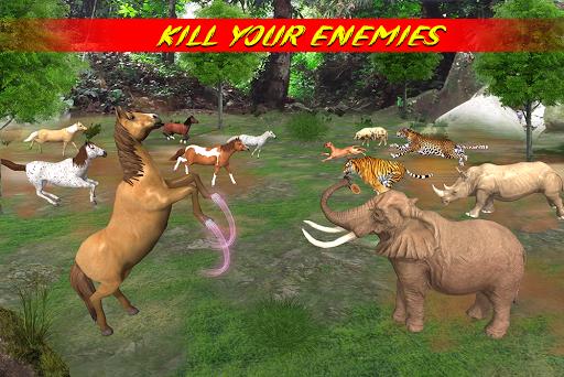 Ultimate Horse Family Survival Simulator apkdebit screenshots 11