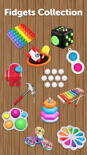 ASMR Toys 3D - Fidget Pop, AntiStress & Satisfying 14 screenshots 14