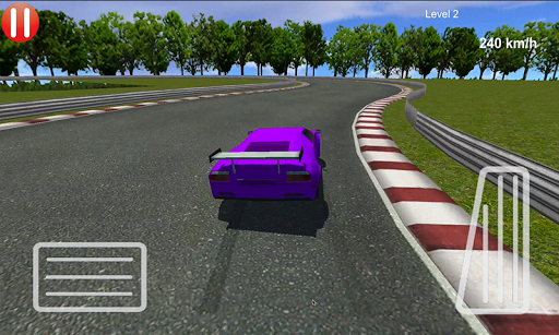 supercar racing simulator 3d screenshot 2
