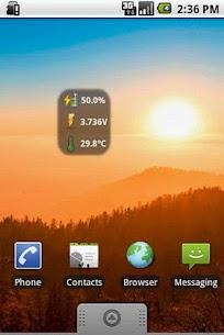 BatStat Battery WidgetDonate For Pc 2020 (Download On Windows 7, 8, 10 And Mac) 1