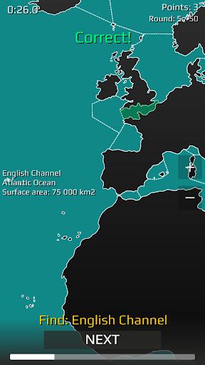 World Map Quiz 2.17 screenshots 8