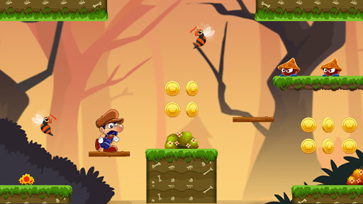 Super Bino Go: New Free Adventure Jungle Jump Game 1.4.7 Screenshots 15