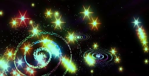 3D Stars Journey - Universe Music Visualizer Apkfinish screenshots 5
