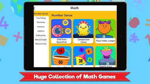 Grade 1 Learning Games for Kids - First Grade App  screenshots 18