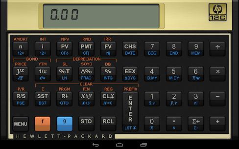 HP 12c Calculator Baixar Última Versão – {Atualizado Em 2021} 5
