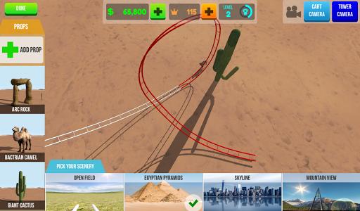 VR Thrills: Roller Coaster 360 (Cardboard Game) 2.1.7 Screenshots 15