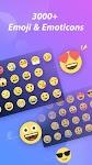 screenshot of GO Keyboard Pro - Emoji, GIF, Cute, Swipe Faster