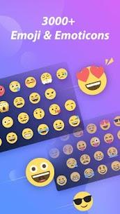 GO Keyboard Pro v1.58 MOD APK – Emoji, GIF, Cute, Swipe Faster 4