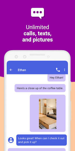 Burner - Second Phone Number - Calling & Texting
