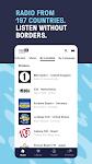 screenshot of TuneIn Radio: News, Sports, Music & Radio Stations