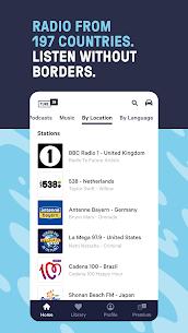 TuneIn Radio: News, Sports, Music & Radio Stations MOD APK V26.1 – (Premium Unlocked) 3