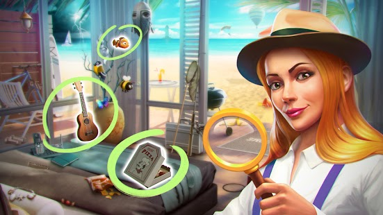 Hidden Objects - Bilderrätselspiele Screenshot
