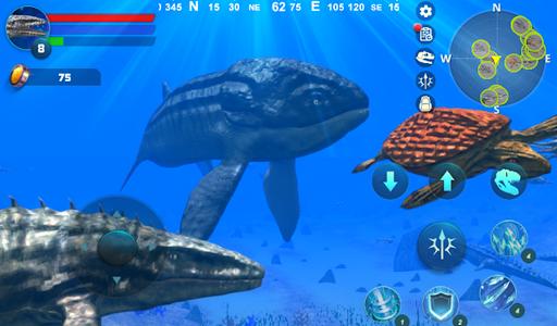 Mosasaurus Simulator screenshots 13